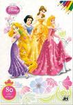 Disney Hercegnők - 80 oldal szórakozás<!--span style='font-size:10px;'>(G)</span-->
