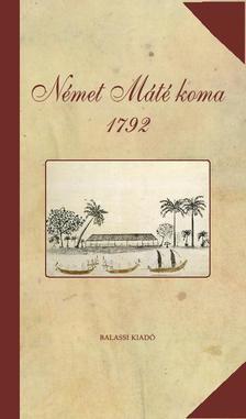 - Német Máté koma 1792