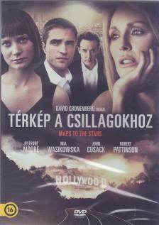 David Cronenberg - TÉRKÉP A CSILLAGOKHOZ