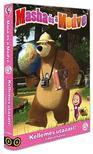 - Mása és a Medve 4.-es DVD (6) - Kellemes utazást! + 5 mókás kaland