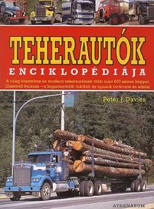 Peter J. Davies - Teherautók enciklopédiája