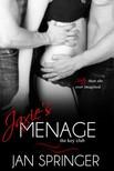 Springer Jan - Jaxie's Menage [eKönyv: epub, mobi]