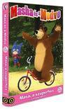 - Mása és a Medve 5.-ös DVD (6) - Mása, a szuperhős + 5 mókás kaland