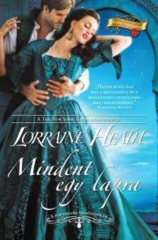 Lorraine Heath - Mindent egy lapra (A havishami ördögfiókák 2.) -  [eKönyv: epub, mobi]