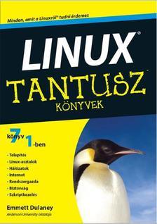 DULANEY, EMMETT - Linux - Tantusz Könyvek