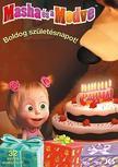 Mása és a Medve - Boldog Születésnapot!<!--span style='font-size:10px;'>(G)</span-->