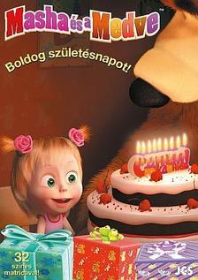 Mása és a Medve - Boldog Születésnapot!
