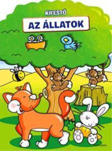 - Az állatok - Kifestő