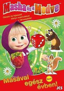 - Mása és a Medve - Mása nyári társasjátékos könyve