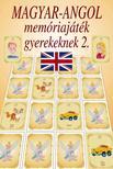Simon Adrienn - Magyar-angol memóriajáték gyerekeknek 2. - Kiejtéssel