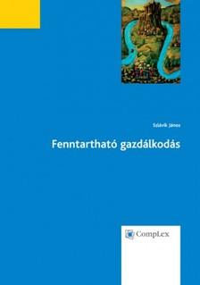 Szlávik János - Fenntartható gazdálkodás [eKönyv: epub, mobi]