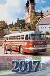 - Autóbuszok - Naptár 2017