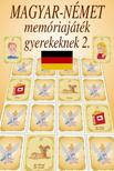 Simon Adrienn - Magyar-német memóriajáték gyerekeknek 2.  - Kiejtéssel<!--span style='font-size:10px;'>(G)</span-->