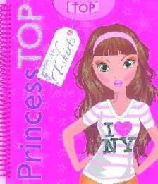 PRINCESS TOP - My T-shirts (pink)