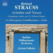 STRAUSS... - ARIADNE AUF NAXOS(SUITE),CD