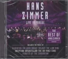 HANS ZIMMER LIVE IN PRAGUE 2CD