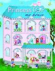 - PRINCESS TOP - My House (blue)