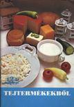 - 124 recept tejtermékekből [antikvár]