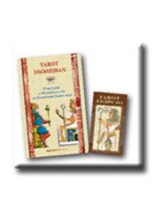 MAKRA JÚLIA - Tarot dióhéjban - Útmutató az egyiptomi tarothoz