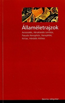 Németh György (szerkesztő) - Ritoók Zsigmond (fordító) - Ném - ÁLLAMÉLETRAJZOK
