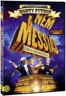 - MONTY PYTHON: NEM MESSIÁS, CSAK EGY NAGYON HASZONTALAN FIÚ DVD