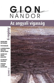 Gion Nándor - Angyali vigasság [eKönyv: epub, mobi]