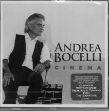 - CINEMA CD ANDREA BOCELLI