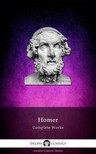 HOMÉROSZ - Delphi Complete Works of Homer (Illustrated) [eKönyv: epub, mobi]