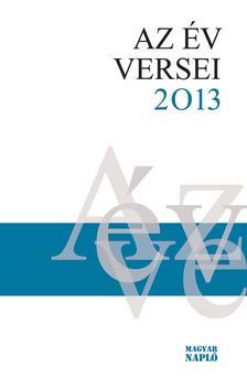 vál. Nagy Gábor - Az év versei 2013