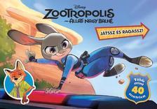 - - Disney - Zootropolis (Állati nagy balhét) - Játssz és ragassz