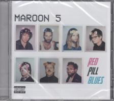 - RED PILL BLUES CD MAROON 5