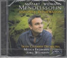 WIDMANN,MENDELSSOHN - VERSUCH ÜBER DIE FUGE,SYMPHONIE NO.5,CD