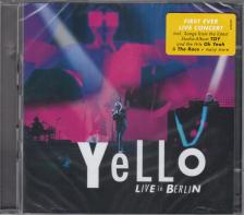 - YELLO LIVE IN BERLIN 2CD