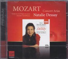 MOZART - CONCERT ARIAS CD NATALIE DESSAY