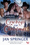 Springer Jan - Cowboys for Christmas (Cowboys Online,  #1) [eKönyv: epub,  mobi]