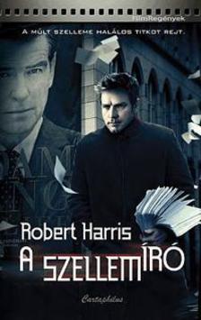 HARRIS, ROBERT - Szellemíró