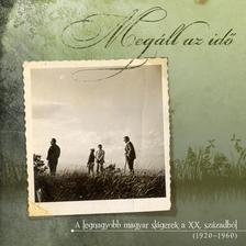 - MEGÁLL AZ IDŐ  - CD -