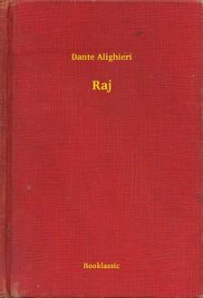 Dante Alighieri - Raj [eKönyv: epub, mobi]