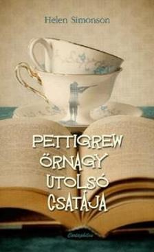 Helen Simonson - Pettigrew őrnagy utolsó csatája