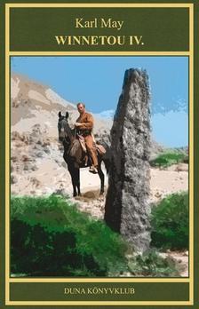 Karl May - Winnetou IV. - Karl May összes műve sorozat 16. kötete