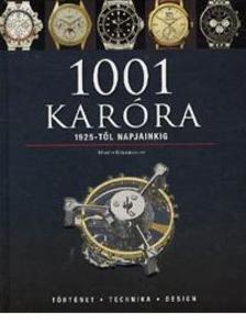 HAUSSERMANN, MARTIN - 1001 karóra - 1925-től napjainkig