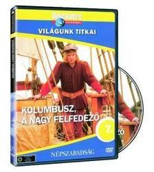 - Kolumbusz, a nagy felfedező