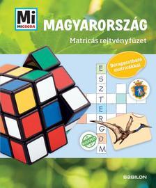 - Mi MICSODA Matricás rejtvényfüzet - Magyarország