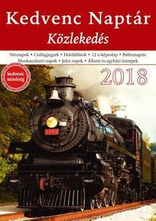 CSOSCH KIADÓ - Kedvenc Naptár 2018 - Közlekedés