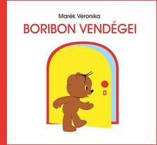 MARÉK VERONIKA - Boribon vendégei