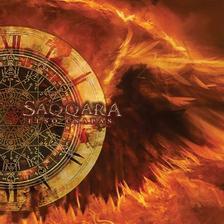 Saqqara - Saqqara: Első csapás CD