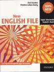 OXENDEN, CLIVE - NEW ENGLISH FILE UPPER-INTERMEDIATE SB