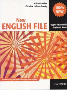 OXENDEN, CLIVE - NEW ENGLISH FILE UPPER-INTERMEDIATE SB
