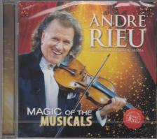 - MAGIC OF THE MUSICALS CD ANDRÉ RIEU
