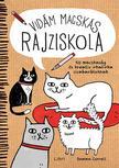 Gemma Correll - Vidám macskás rajziskola - 50 macskaság és kreatív irkafirka cicabarátoknak